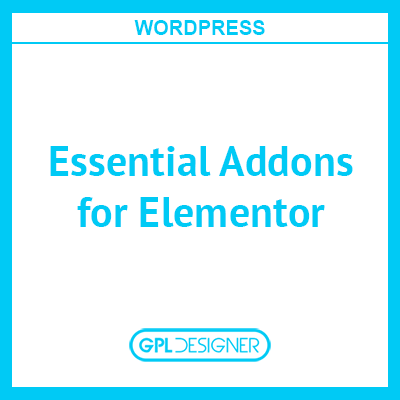 Essential Addons for Elementor Pro 3 2 0